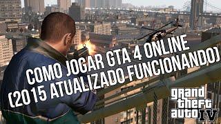 Como jogar GTA 4 Online 2015