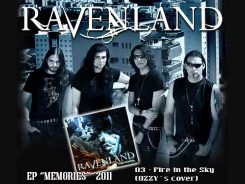 RAVENLAND - Fire in the Sky - Ozzy´s cover mp3