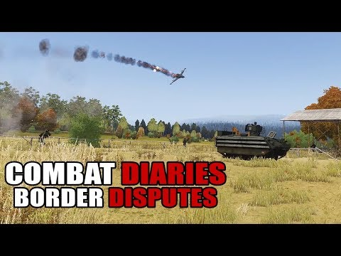 Combat Diaries - Border Disputes (2017)