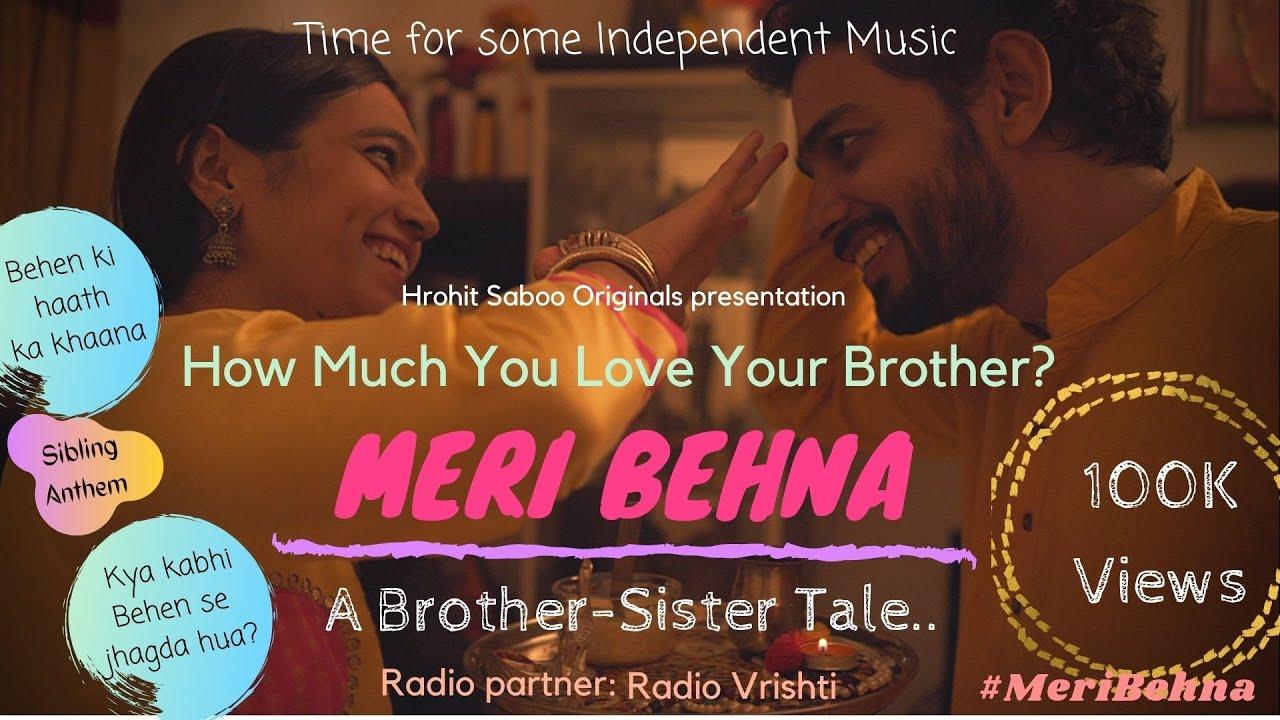 Meri Behna Official | Raksha Bandhan Special | Hrohit Saboo Originals