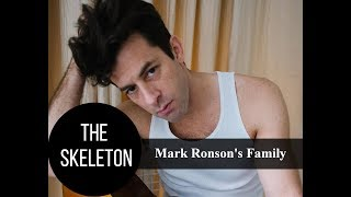 Mark Ronson's Family: Talented Siblings and Failed Marriage