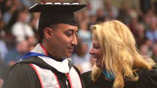 Lebanon Valley College Commencement 2018