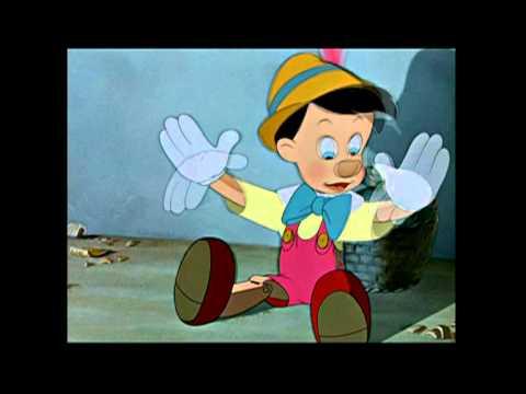 Pinocchio Disney Trailer ita