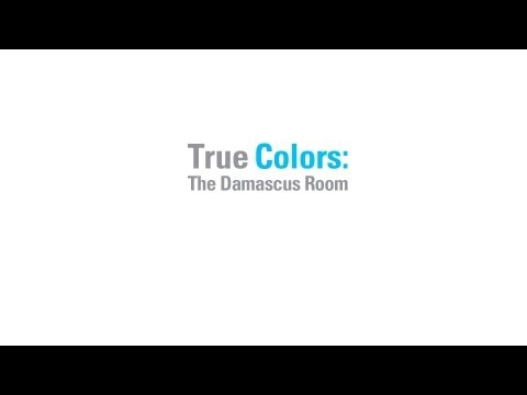 True Colors:  The Damascus Room