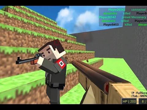 Pixel Gun: Apocalypse 3 Game Walkthrough | Multiplayer Games