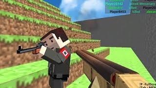 Pixel Gun: Apocalypse 3 Game Walkthrough   Multiplayer Games