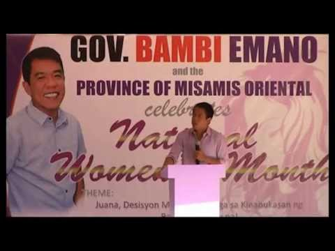 PROVINCIAL GOVERNMENT MISAMIS ORIENTAL ONE BILLION RISING