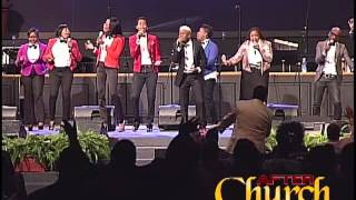 "Lawrence Flowers & Intercession performs ""MORE"" at 2012 AFTER CHURCH LIVE"