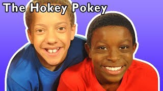 The Hokey Pokey and More | Play Time Rhymes | Baby Songs from Mother Goose Club!