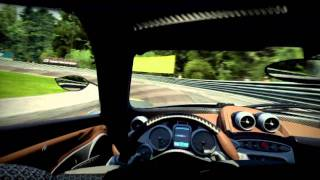 Pagani Huayra в Need for Speed SHIFT 2 Unleashed