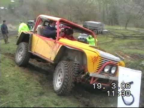 Mid Wales 4x4 Club Trial 2006