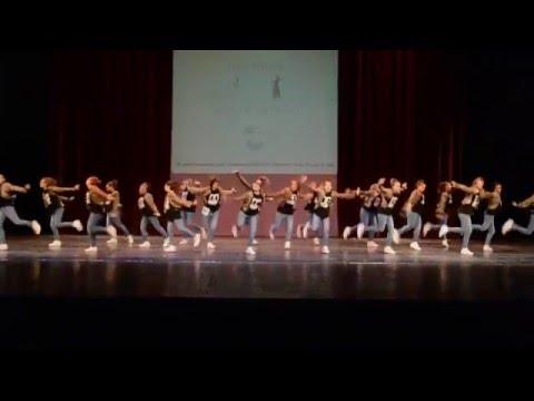 AQUA | TROUBLEMAKERS - Hip Hop Formation junior 2015