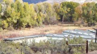 Derailment cleanup, Dotsero Colorado- Part 1