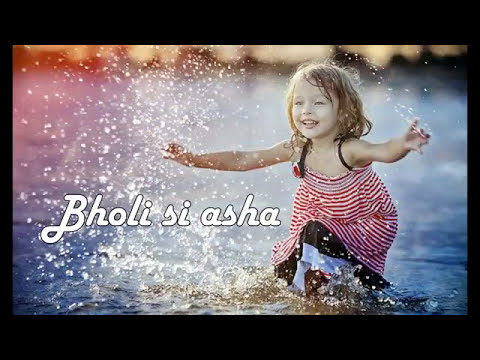 dil hai chota sa choti si asha whatsapp status song lyrics