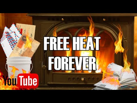 FREE HEAT FOREVER!