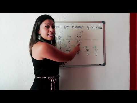 Como resolver sucesiones numéricas de fracciones y decimales from YouTube · Duration:  8 minutes 16 seconds