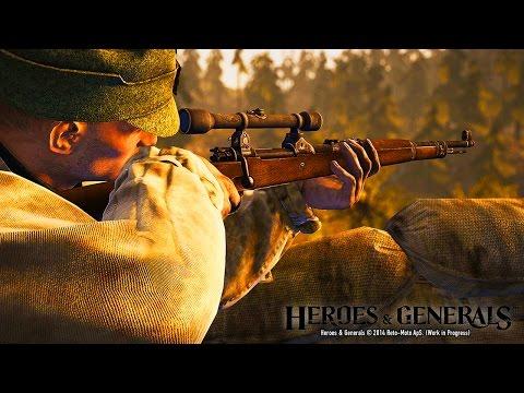 ЭЛИТНЫЙ СНАЙПЕР ● Heroes & Generals