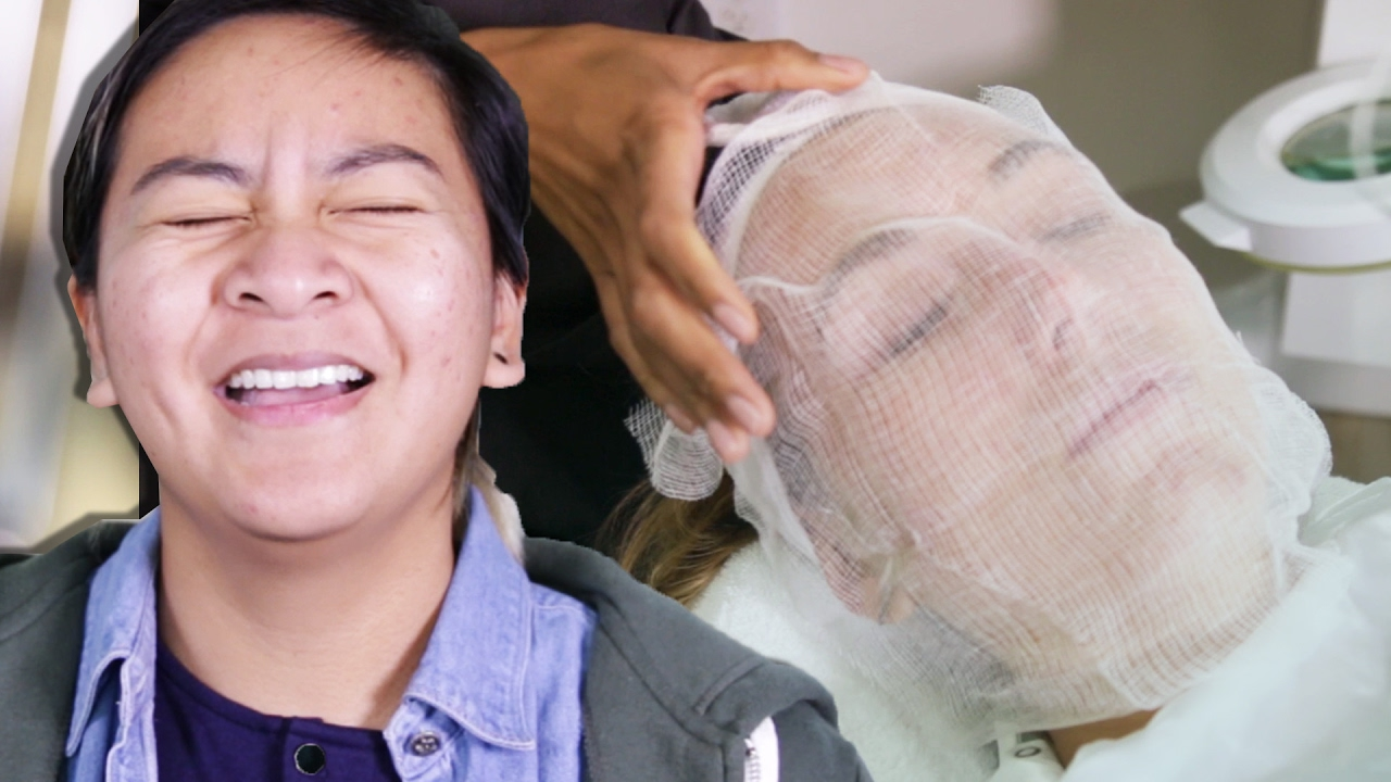Watch How to Treat Acne with Facials video