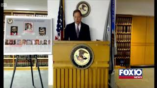 Attorney General Barr Law Enforcement Announcement