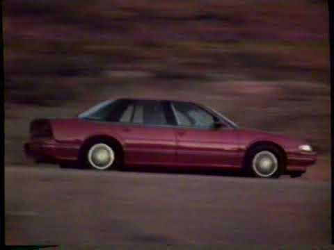 1990 Oldsmobile Cutlass Supreme SL TV Commercial