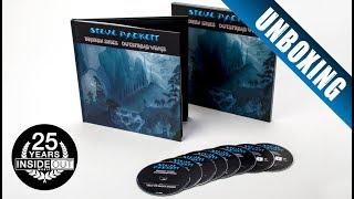 STEVE HACKETT - Broken Skies Outspread Wings (Unboxing)