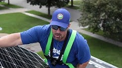 Solar Installation in  Williamsville, NY