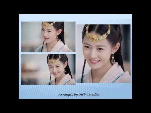 Part 2 Photos Of Beautiful Chen Yu Qi As Zhao Min In Heavenly