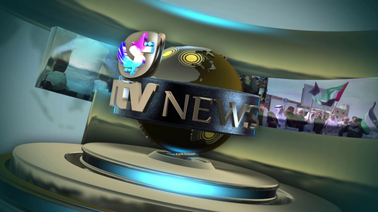 iTV Networks News title sequence
