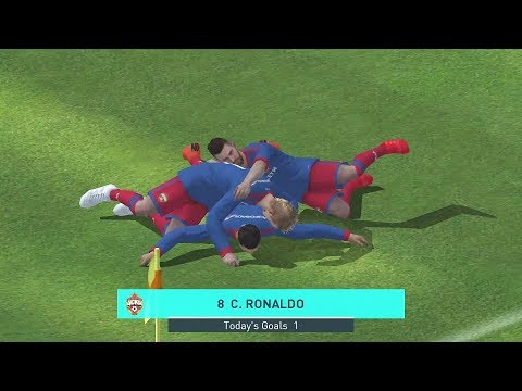 Pes 2018 Pro Evolution Soccer Android Gameplay #56