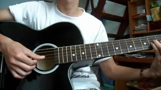 Nga Tu Duong - Guitar cover