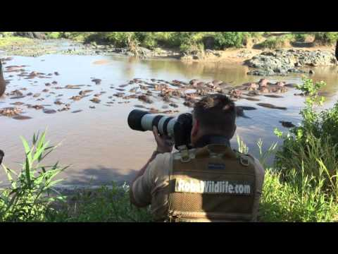 Advantages of a Photo Vest in Africa - Camera Vest