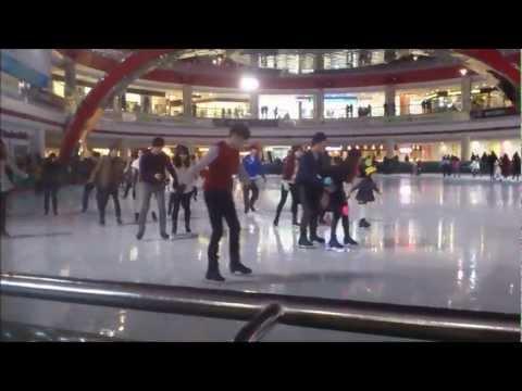 ICE SKATING @ SEOUL, SOUTH KOREA