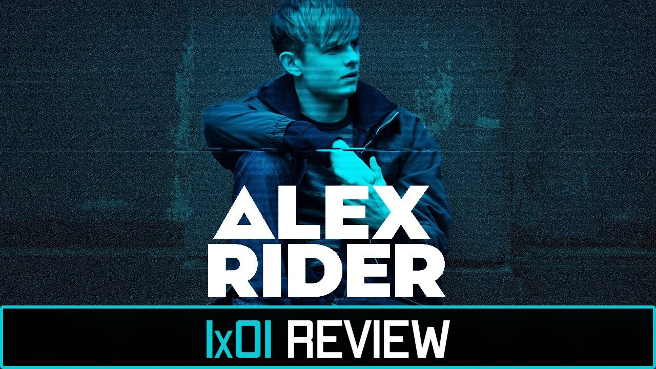 Download I'm Just a Teenage Spy, Baby | Alex Rider Season 1 Episode 1 Review