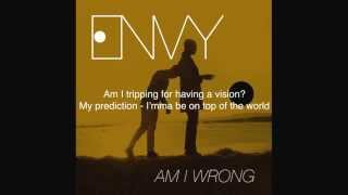 Envy - I'am Wrong ( Lyrics )