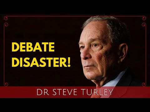 Mike Bloomberg Gets HUMILIATED At Dem Debate As Trump Rally Projects LANDSLIDE WIN!!!