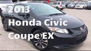 Honda Civic Coupe 2013 Videos