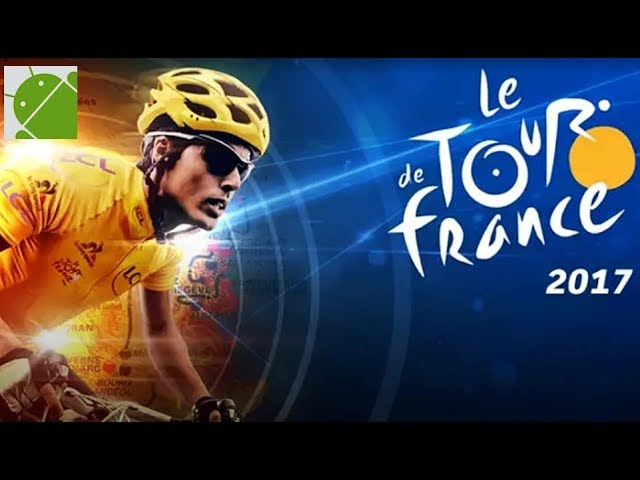 Tour de France Cycling Stars Official Game 2017 - Android Gameplay HD