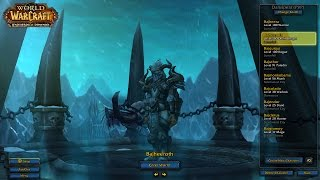 Bajheera - Unholy DK 3v3 Arena as Shadow Cleave (~1900 MMR) - WoW 6.2.3 Death Knight PvP