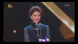 Seoul International Drama Awards #ふじいみな # Nha_Phuong_Tran #Nhã...