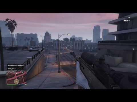GTA 5 Online Freemode Adventures