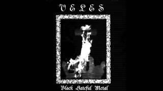 Veles - Black Hateful Metal - [Full-length - 1997]
