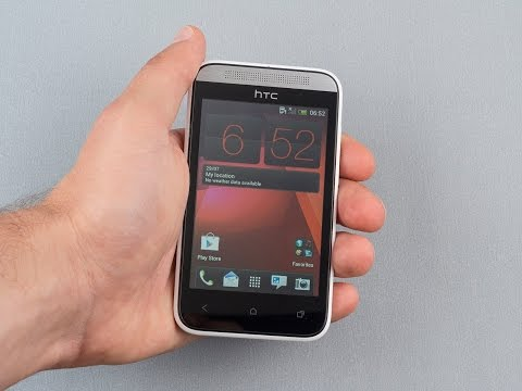 HTC Desire 200 Hard Reset, Format Code solution