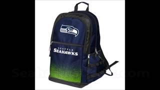 Seattle Seahawks Backpack