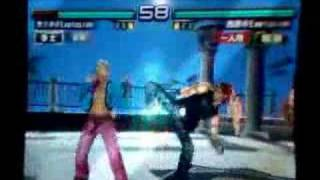 カジオ vs 西原 200708大阪オフ