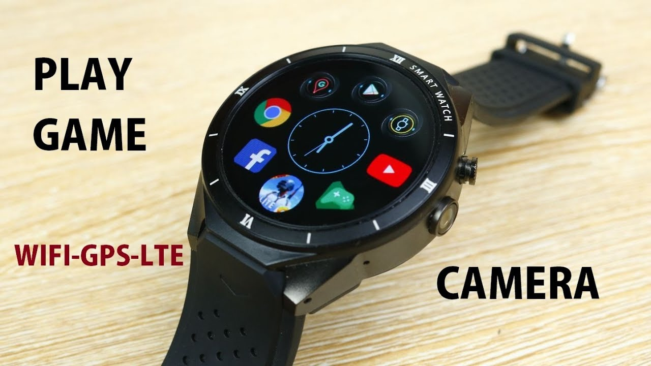 Cheap Android Smart Watch Android 7 0 Kingwear Kw88 Pro Youtube