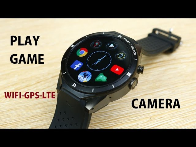 Cheap Android Smart Watch - Android 7.0   Kingwear KW88 Pro