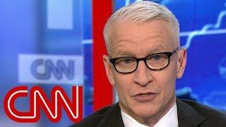 Anderson Cooper debunks list of Trump lies over last 24 hours