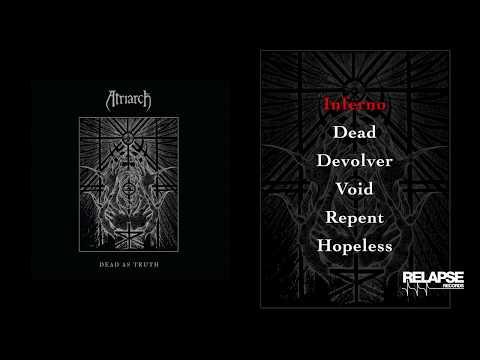 ATRIARCH - Dead As Truth [FULL ALBUM STREAM]