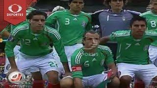 Futbol Retro: México 2-0 Guadalupe - Copa Oro 2009 | Televisa Deportes
