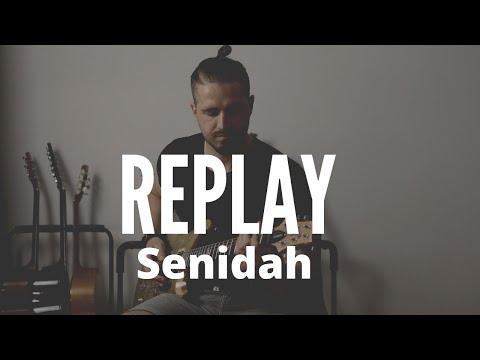 Replay – Senidah || Guitar Solo